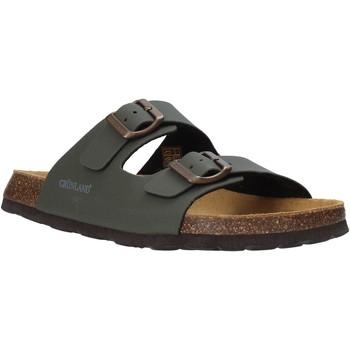 Pantofi Bărbați Papuci de vară Grunland CB3012 Verde