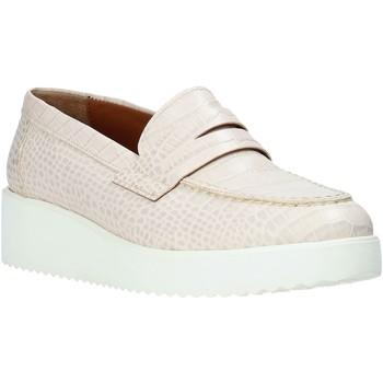 Pantofi Femei Mocasini Maritan G 161407MG Alb