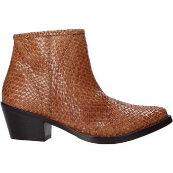 Pantofi Femei Botine Marco Ferretti 172883MF Maro