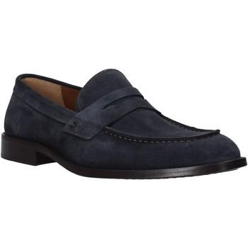 Pantofi Bărbați Mocasini Carmine D'urso 161432CD Albastru