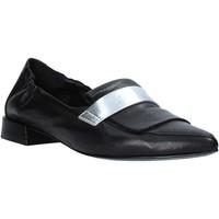 Pantofi Femei Balerin și Balerini cu curea Mally 6926 Negru