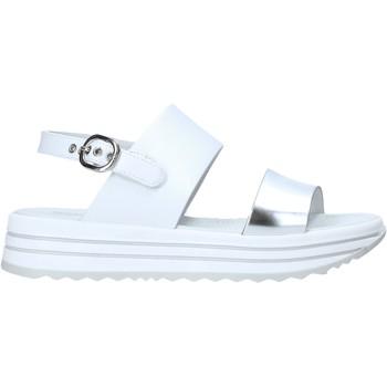 Pantofi Fete Sandale  NeroGiardini E031620F Alb