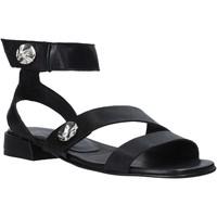 Pantofi Femei Sandale  Mally 6825 Negru
