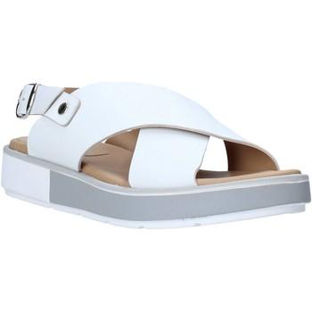 Pantofi Femei Sandale  Mally 6803 Alb