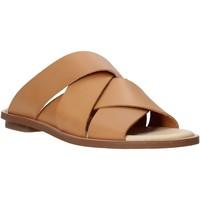 Pantofi Femei Papuci de vară Clarks 26139436 Maro