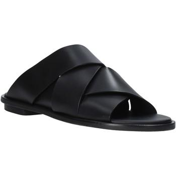Pantofi Femei Papuci de vară Clarks 26139434 Negru