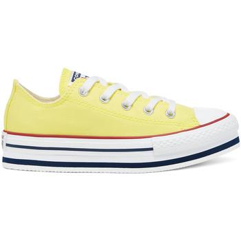 Pantofi Copii Pantofi sport Casual Converse 668283C Galben