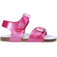 Pantofi Copii Sandale  Grunland SB0375 Roz