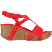 Pantofi Femei Sandale  Docksteps DSE106246 Roșu