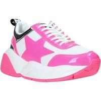 Pantofi Femei Pantofi sport Casual Shop Art SA020044 Roz