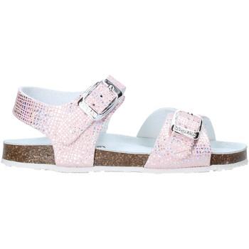 Pantofi Fete Sandale  Grunland SB0812 Roz