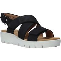 Pantofi Femei Sandale  Clarks 26140238 Negru
