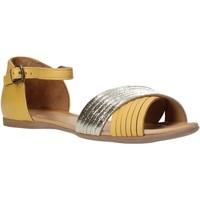 Pantofi Femei Sandale  Bueno Shoes N0734 Galben