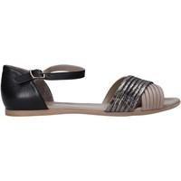 Pantofi Femei Sandale  Bueno Shoes N0734 Negru