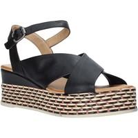 Pantofi Femei Sandale  Bueno Shoes Q5901 Negru