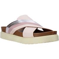 Pantofi Femei Papuci de vară Bueno Shoes CM2206 Roz