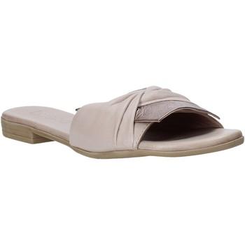 Pantofi Femei Papuci de vară Bueno Shoes 9L2735 Bej