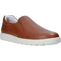 Pantofi Bărbați Pantofi Slip on CallagHan 43701 Maro