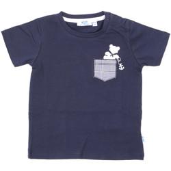 Îmbracaminte Copii Tricouri mânecă scurtă Melby 20E5070 Albastru