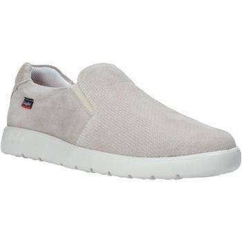 Pantofi Bărbați Pantofi Slip on CallagHan 43701 Gri