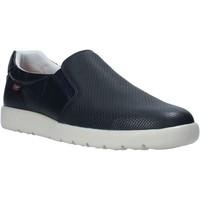 Pantofi Bărbați Pantofi Slip on CallagHan 43701 Albastru