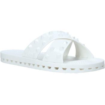 Pantofi Femei Papuci de vară Sensi 4300/PY Alb