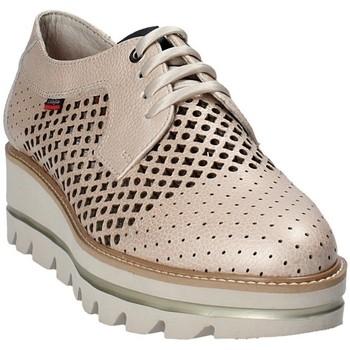 Pantofi Femei Pantofi Derby CallagHan 14806 Roz
