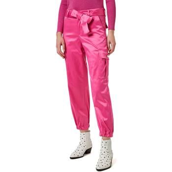 Îmbracaminte Femei Pantaloni Cargo Liu Jo WA0351 T4153 Roz