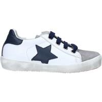 Pantofi Copii Pantofi sport Casual Naturino 2014752 01 Alb
