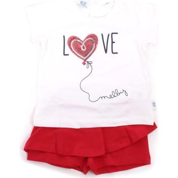 Îmbracaminte Fete Compleuri copii  Melby 20L7001 Roșu