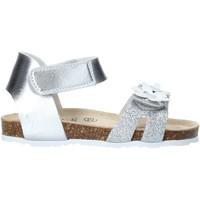 Pantofi Fete Sandale  Grunland SB1545 Argint