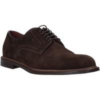 Pantofi Bărbați Pantofi Derby Mfw 810002MW Maro