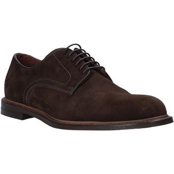 Pantofi Bărbați Pantofi Derby Marco Ferretti 810002MW Maro
