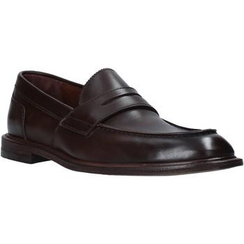 Pantofi Bărbați Mocasini Mfw 860003MW Maro