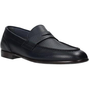 Pantofi Bărbați Mocasini Mfw 160973MW Albastru