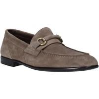 Pantofi Bărbați Mocasini Mfw 161226MW Gri