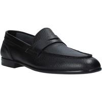 Pantofi Bărbați Mocasini Mfw 160973MW Negru