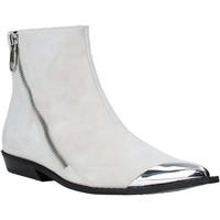 Pantofi Femei Botine Calvin Klein Jeans B4R0450 Alb