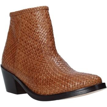 Pantofi Femei Botine Mfw 172883MW Maro