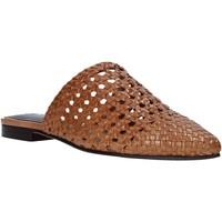 Pantofi Femei Saboti Mfw 161357MW Maro
