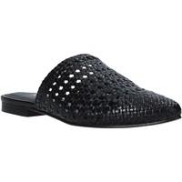 Pantofi Femei Saboti Mfw 161357MW Negru