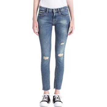 Îmbracaminte Femei Jeans boyfriend Calvin Klein Jeans J20J207110 Albastru