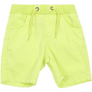 Îmbracaminte Copii Pantaloni scurti și Bermuda Losan 015-9657AL Verde