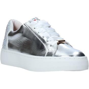 Pantofi Femei Pantofi sport Casual Love To Love TER32 Argint