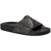 Pantofi Femei Șlapi Chiara Pacini C18E2506 Negru