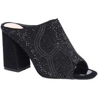 Pantofi Femei Papuci de vară Alma En Pena V18276 Negru