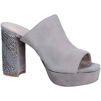 Pantofi Femei Papuci de vară Alma En Pena V18256 Gri