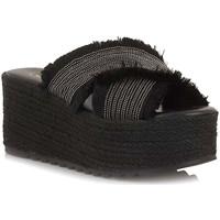 Pantofi Femei Papuci de vară Exé Shoes G47006247001 Negru