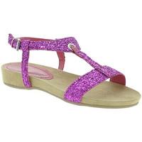 Pantofi Femei Sandale  Mally 4681 Roz