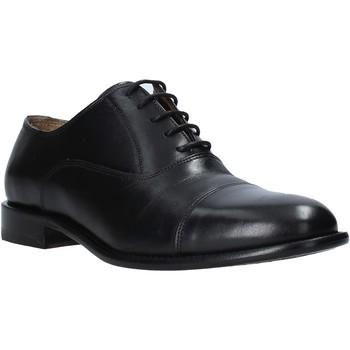 Pantofi Bărbați Pantofi Derby Rogers 1002_5 Negru